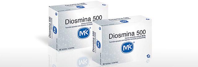 Diosmina – Tratamientos para problemas vasculares y hemorroides