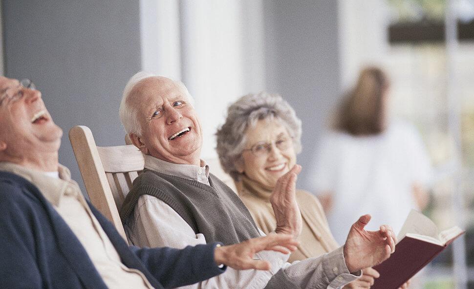 Centros de día para que nos ayuden con nuestros mayores