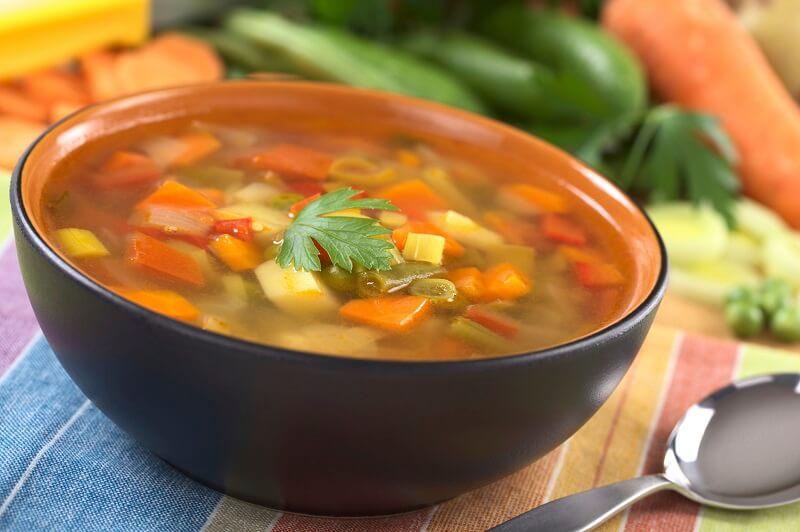 Dieta de la sopa de cebolla – Dieta de la sopa quemagrasa
