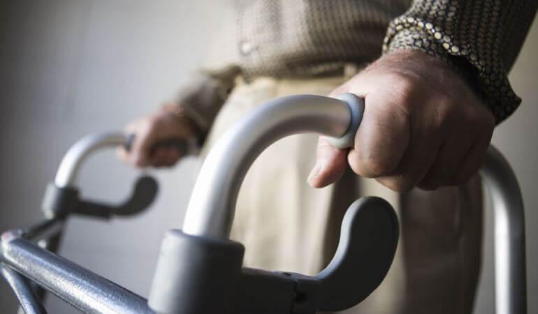 Andadores ortopédicos para cuando nos hacemos mayores