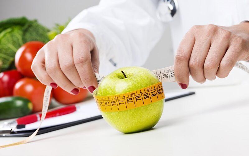 Cuidado de la salud – Consulta de un nutricionista