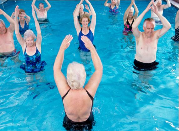 Conoce más Sobre el Fitness Acuático y sus Maravillosos Beneficios