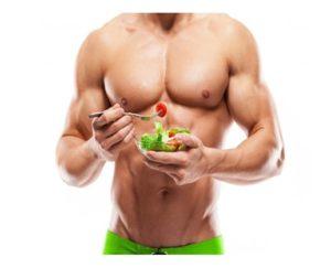 Como hacer la dieta de un deportista