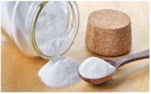 Tratamientos con bicarbonato de sodio