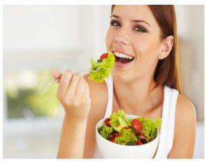 Malos hábitos al comer