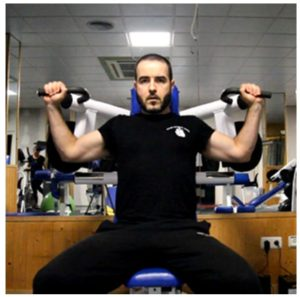 Máquinas de gym más efectivas para el tren superior de cuerpo