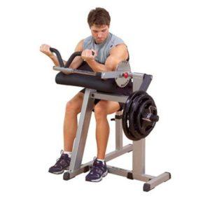 Beneficios del entrenamiento del tren superior del cuerpo