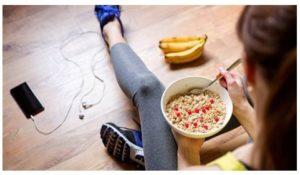 Ventajas de hacer dieta y ejercicio