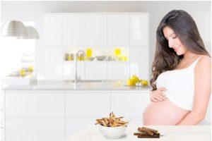Evitar Regaliz en el embarazo
