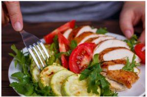 Alimentos en las dietas para adelgazar